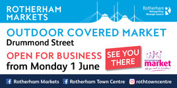 Market is open for business from 1st June