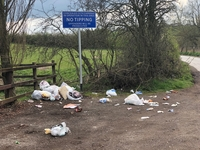 Fly-tipping