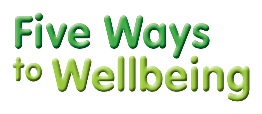 Five ways to wellbeing logo