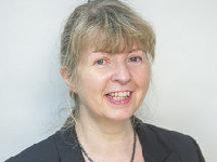 Rotherham's Director of Public Health, Teresa Roche